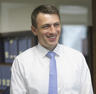 Christian Paterok, CFA
